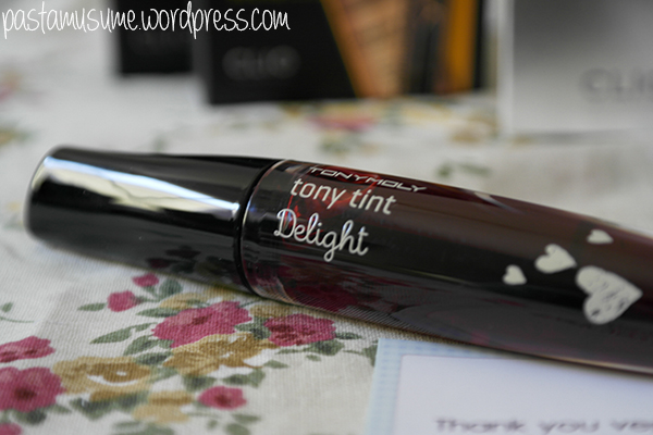 Free(?) Tony Moly tony tint delight #2 Red